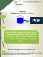 SESION IV UNIDAD I propiedades de los fluidos.pptx