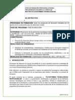 Instructivo Plataformas Tecnologicas Sena