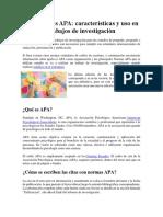 Las Normas APA.docx