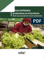 POTENCIALIDADES PRODUCTIVAS EN EL TERRITORIO - CEPLAN