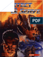 Cyberpunk 2020 - CP3171 Protect & Serve