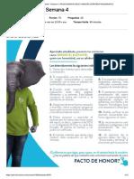 Examen Parcial Semana 4 Finanzas Corporativas