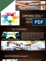 COMPROMISO SOCIAL Y VOLUNTARIADO UNIVERSITARIO.pptx