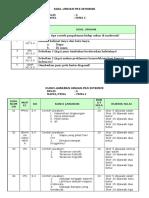 SOAL dan KUNCI JAWABAN URAIAN Tema 2.doc