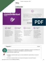 Derecho Cosntitucional Evaluacion Trabajo Practico 1 TP1