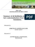 foundation-summary