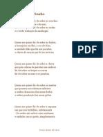 Poemas de Rosa Lobato de Faria
