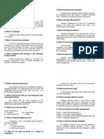 Strategic Management Unit 1&5