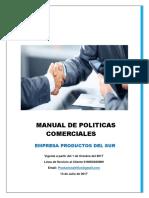 Manual de Política Comercial_Empresa Productos del Sur.pdf