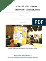 MIT AI Ethics Education Curriculum