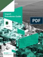 Saudi Export Authority - Algeria Import Process