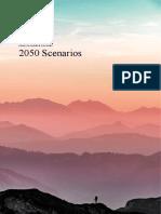 2050 Scenarios