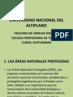 Las Areas Naturales Protegidas