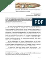 Modernidade pós-modernidade altermodernidade.pdf