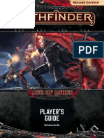 Age of Ashes Setting