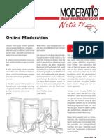 E Moderation