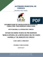 DBC -diseño tecnico de preinversion-GAM.Coroico-CONSULTORIA.docx