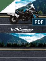 VX250EFI