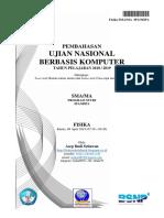 Pembahasan Unbk Fisika Sma 2019 Paket 1(1)