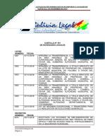 ACTUALIZACIÓN NORMATIVA AL 06 DE DICIEMBRE DE 2019