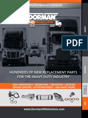 Dorman 157-5504 Truck Cab Side Step for Select Volvo Models