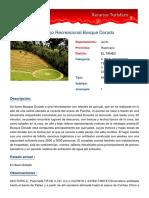 FICHA TECNICA Complejo Recreacional Bosque Dorado DIRCETUR.pdf