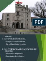 EXPOSICIÓN DEL CONCILIO DE TRENTO.pptx