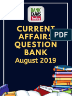 Current-Affairs-Question-Bank-August-2019
