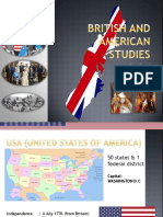British and American Studies Meeting 1