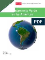 Financiamiento verde en las américas