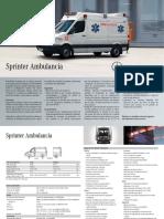 ambulancia mercedez benz