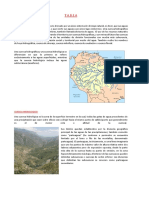 Tarea Cuenca Hidrografica