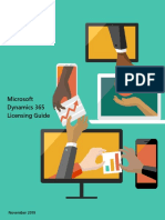 Dynamics 365 Licensing Guide - Nov 2019 v2