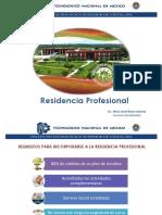 Residencia Profesional 2019