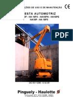 Manual HA 16 . 18 PX