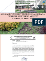 3. ASOSIASI PENYEHAT TRADISIONAL SEBAGAI PEMBERI REKOMENDASI STPT.pptx