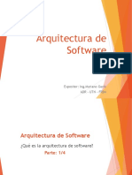 ADR - Arquitectura de Software  - Version-2019.pdf