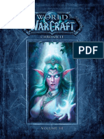 World of Warcraft Chronicle (Volume 3)