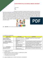 PROYECTO DE APRENDIZAJE N°09 LAS 3 R.docx