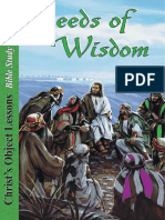 Christs Object Lessons Seeds of Wisdom Part 01