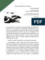 El Recado confidencial a los chilenos.doc
