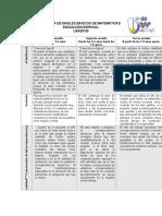 RUBRICA, NIVELES BÁSICOS DE MATEMATICAS adaptado.doc