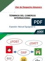 5 Terminos en El Comercio