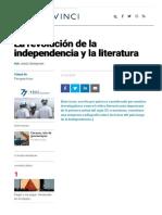 Independencia y literatura [Prodavinci].pdf