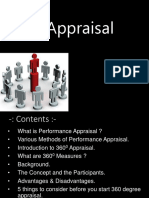 360 Appraisal.ppt