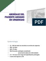 valoracion paciente urgencias