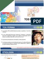 TOS FERINA - COQUELUCHE.pptx