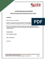Interview Preparatory Series_Batch of 2021.docx