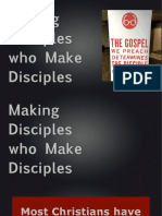 Make Disciples Who Make Disciples Part2