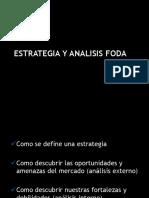 3.2.0 Estrategia y FODA